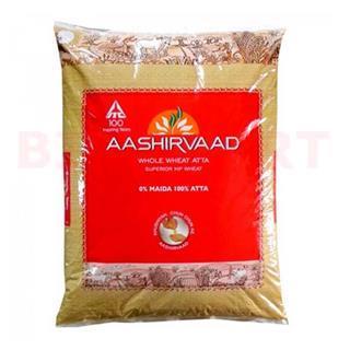 Aashirvaad Atta (2 kg)