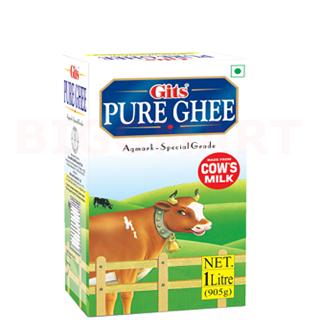 Gits Pure Ghee Cow (200 ml)