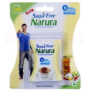 Sugar Free Natura Zero Calorie Sugar Substitute (Tablets) (17 gm)