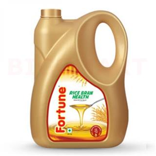 Fortune Refined Oil - Rice Bran (5 ltr)