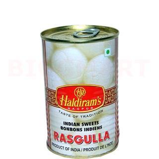 Haldiram Rasgulla (450 gm)