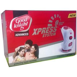 Goodknight Xpress System (1 mc + 35 ml pcs)