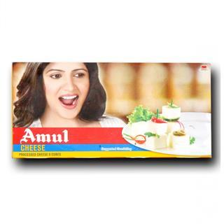 Amul Cheese Block (500 gm)