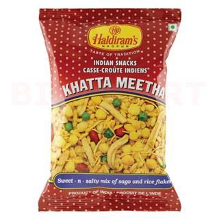 Haldiram Khata Meetha Namkeen (350 gm)