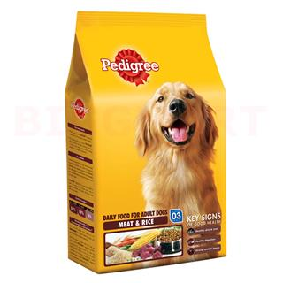 Pedigree Adult Meat & Rice (1.2 kg)