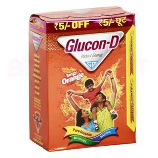 Glucon D Pure Glucose Tangy Orange (100 gm)