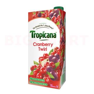 Tropicana Juice Cranberry Twirl (1 ltr)