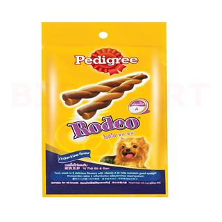 Pedigree Rodeo Chicken X Liver (90 gm)