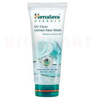 Himalaya Oil Clear Face Wash Lemon Honey (100 ml)