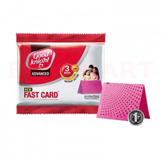 Good Knight Fast Card (10 pcs)