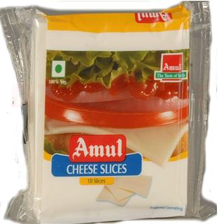 Amul Cheese Slices (200 gm)
