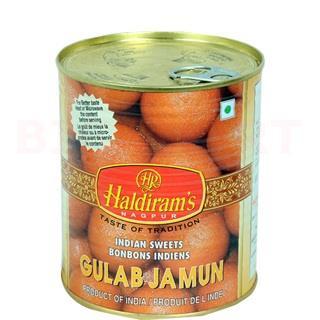 Haldiram Gulab Jamun(Jamoon) (1 kg)