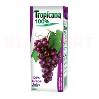 Tropicana 100% Juice Grape (1 ltr)