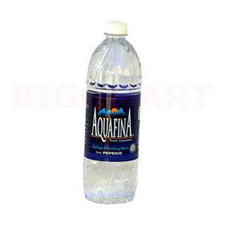 Pepsi Aquafina Water (1 ltr)