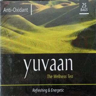 Yuvaan Anti Oxidant Tea (25 pcs)