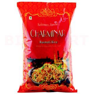 Kohinoor Charminar Basmati Rice (1 kg)