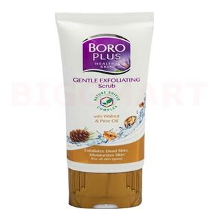 Boro Plus Scrub With Walnut & Pine Oil (50 ml)