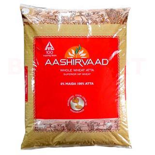 Aashirvaad Atta (5 kg)