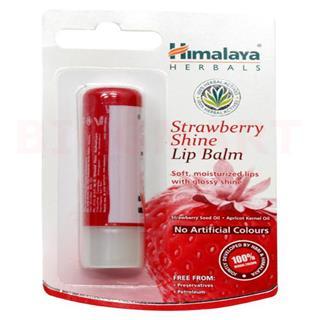 Himalaya Strawberry Shine Lip Balm (4.5 gm)