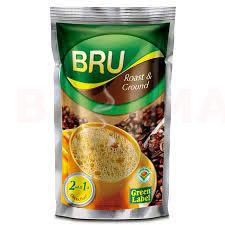 Bru Roast & Ground Coffee (200 gm)