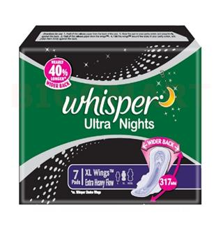 Whisper Ultra Night 7 Wings (1 pcs)