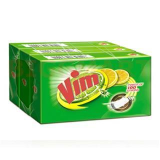 Vim Bar Pack Of 3 (3X200 GM) (600 gm)