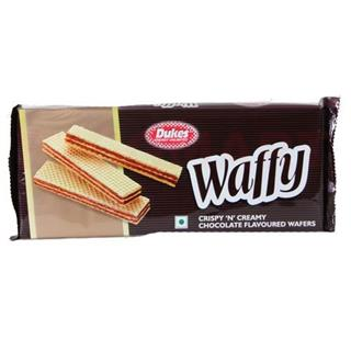 Dukes Waffy Chocolate Flavoured Wafers (75 gm)