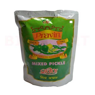 Pravin Mixed Pickle (200 gm)