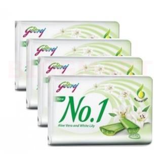 Godrej No 1 Aloe Vear & White Lilly Soap (260 gm)