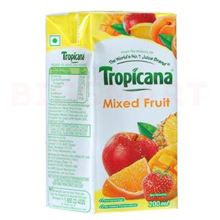 Tropicana Mix Fruit Juice (200 ml)