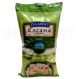 Daawat Rozana Basmati Rice Gold (1 kg)