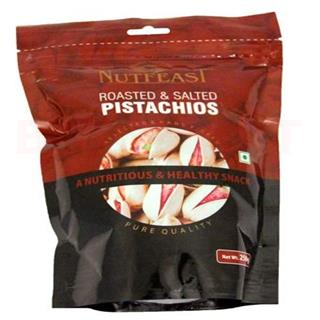 Nutfeast Pistachios Roasted & Salted (250 gm)