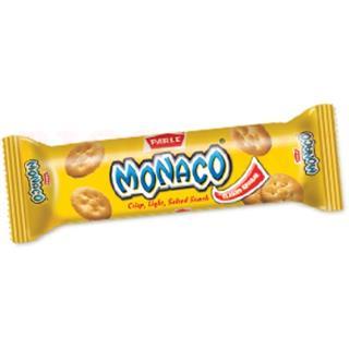 Parle Monaco Classic Regular (75.4 gm)