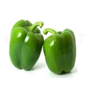 Capsicum Green Grade 1 (1 kg)