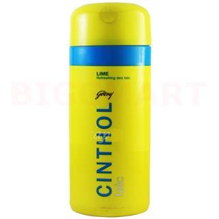 Cinthol Lime Refreshing Deo Talc Powder (100 gm)