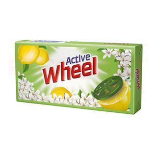 Active Wheel Detergent Bar (140 gm)
