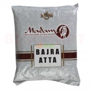 Madam Bajra Atta (500 gm)