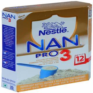 Nestle Nan Pro (Stage 3) (400 gm)