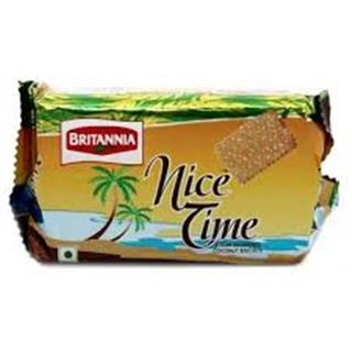 Britannia Nice Time Biscuit (150 gm)
