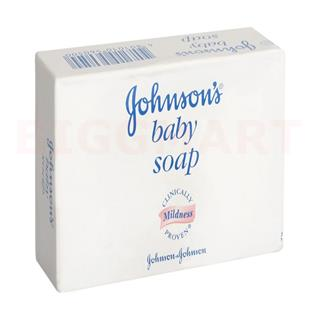 Johnson & Johnson Baby Soap (150 gm)