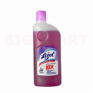 Lizol Disinfectant Lavender (500 ml)