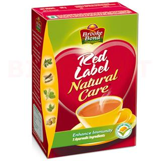 Brook Bond Red Label Tea Natural (100 gm)