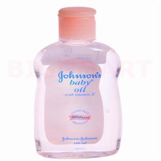 Johnsons Baby Oil 100ml (100 ml)