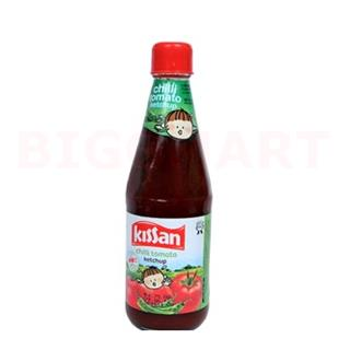 Kissan No Onion No Garlic Tomato Sauce (200 gm)