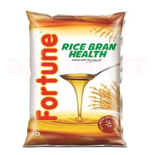 Fortune Refined Oil Rice Bran (1 ltr)