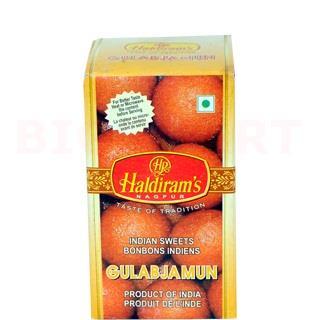 Haldiram Gulab Jamun(Jamoon) (500 gm)