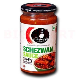 Chings Schezwan Sauce (250 Gm Jar)