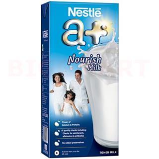Nestle Nourish Milk A+ (1 ltr)