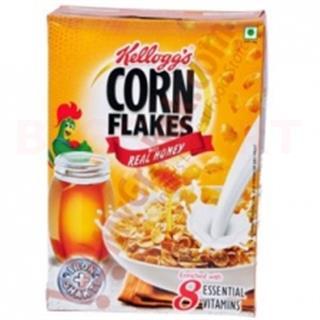 Kelloggs Honey Crunch Corn Flakes (300 gm)