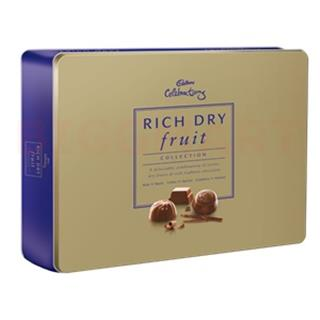Cadbury Celebrations Rich Dry Fruit Collection (108 gm)